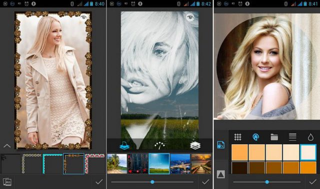 приложения для обработки фото с рамкой