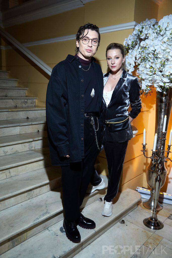 Петр Плосков и Ольга Медынич