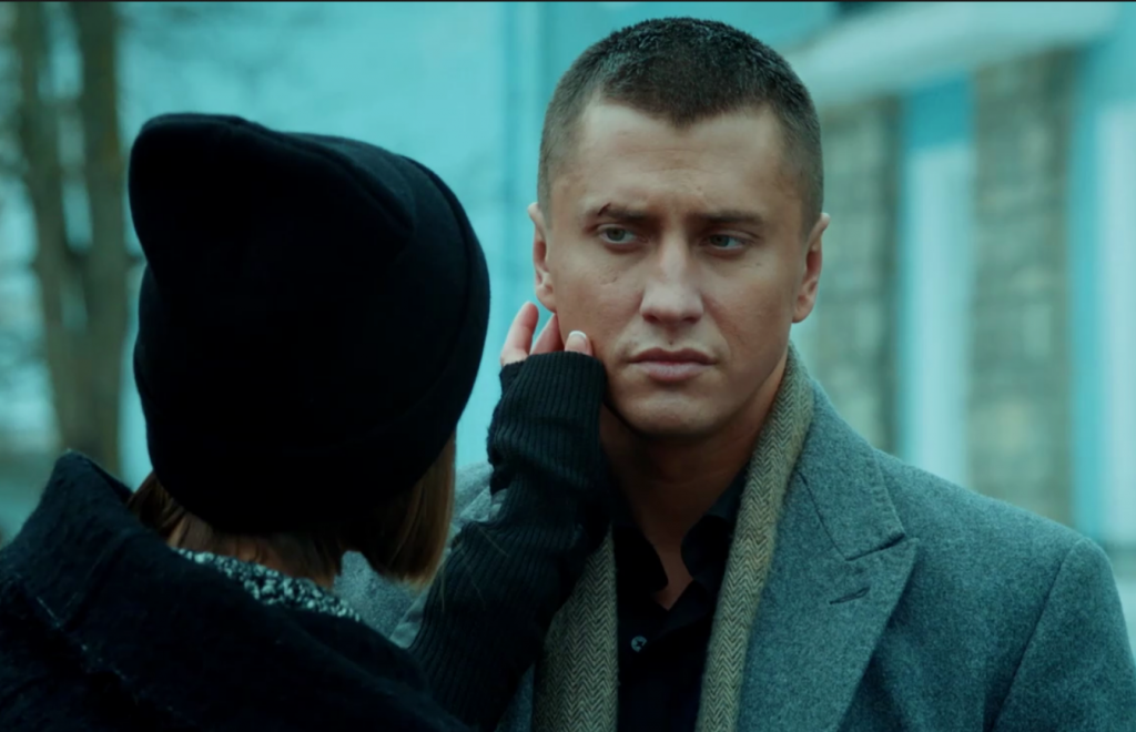 Кадр из сериала «Мажор»