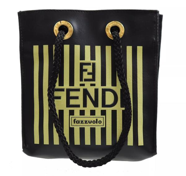 Винтажная сумка Fendi, $310 (treasureofnewyorkcity.com)