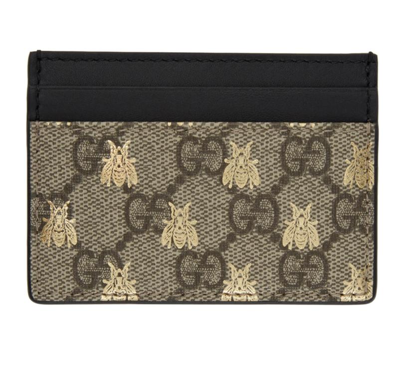 Визитница Gucci, $155 (ssense.com)