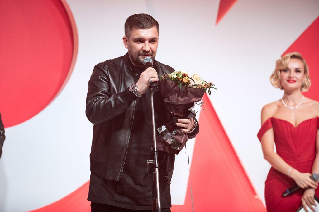 Баста (Василий Вакуленко) и Полина Гагарина