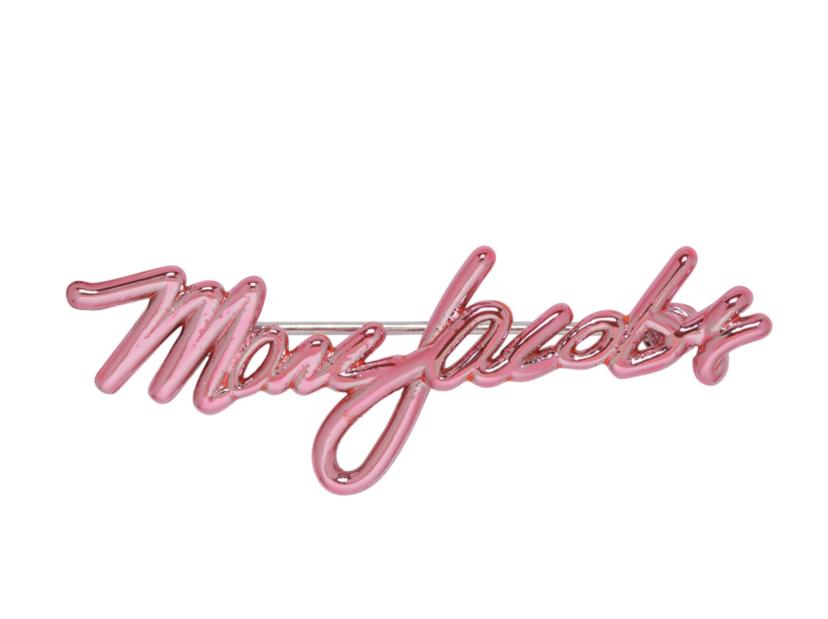 Заколка Marc Jacobs, $40 (ssense.com)