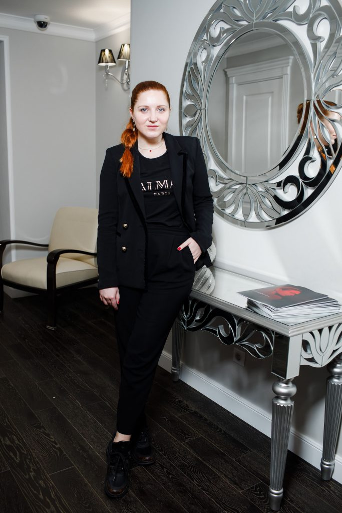 Дарья Куниловская