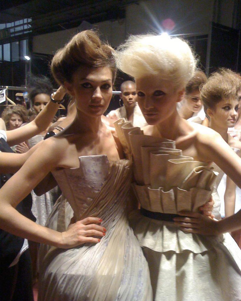 Неделя моды в Милане 2011-2012 (Maria Kravtsova)