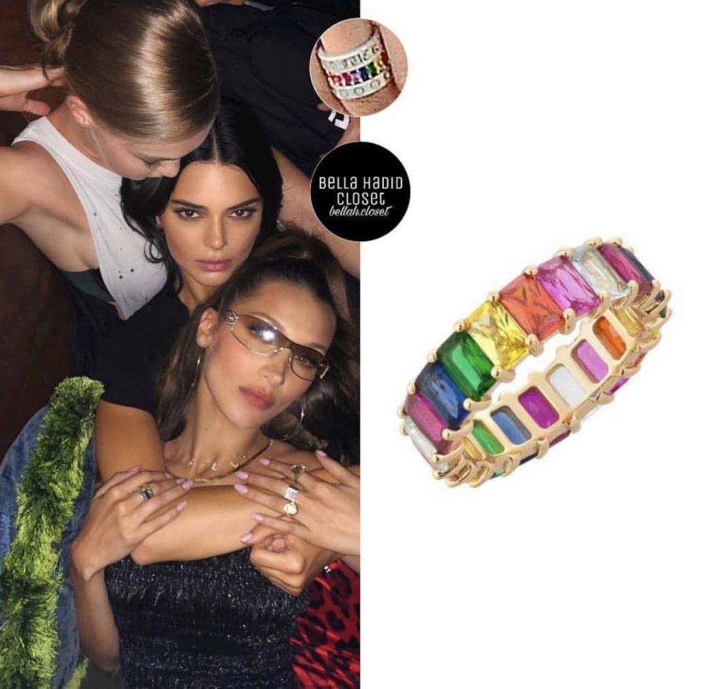 Кольцо Adina 125 долларов