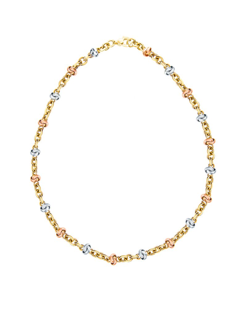 Золотое колье Dolce Vita, SUNLIGHT (арт.: 79021)
