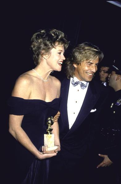 Мелани Гриффит и Дон Джонсон (1989)