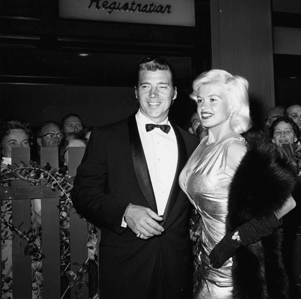 Мики Харгитей и Джейн Мэнсфилд (1960)