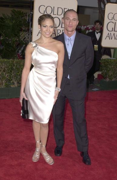 Дженнифер Лопес и Мэттью Макконахи (2001)