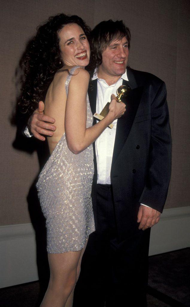 Энди Макдауэлл, 1991
