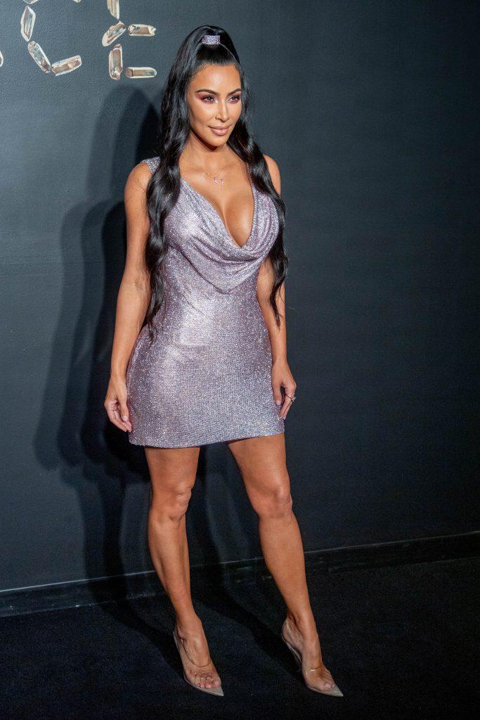 Ким Кардашьян (2018 год)