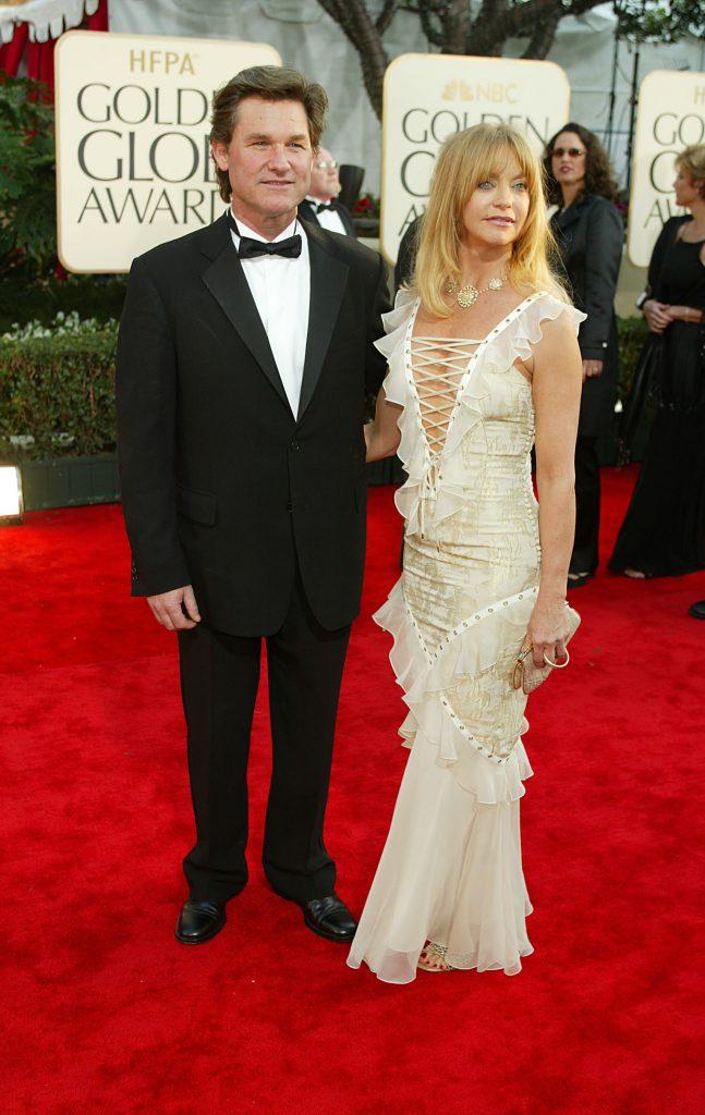 Голди Хоун и Курт Рассел (2003)