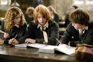 Ого! Рон Уизли мог уйти из «Гарри Поттера»