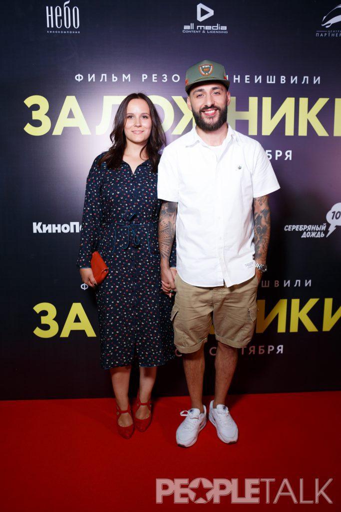 Анна Горозия и L'One