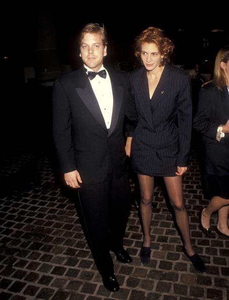 Кифер Сазерленд и Джулия Робертс (1991)