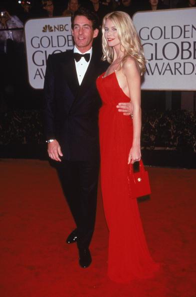 Тим Джеффри и Клаудия Шиффер (2000)