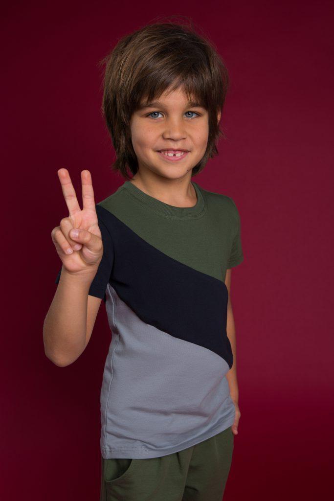 Сын Александры Яковлевой Петр