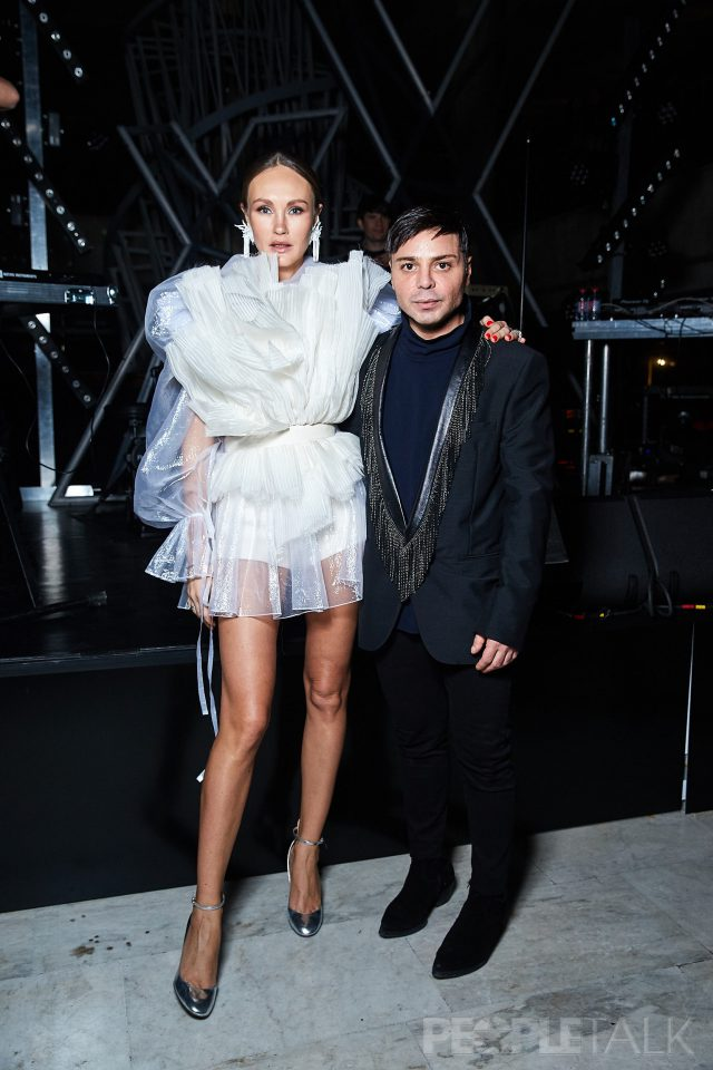 Маргарита Лиева и Александр Арутюнов