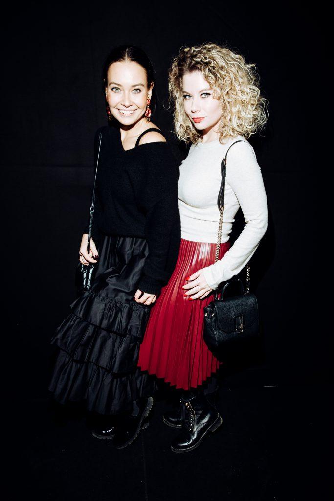 Анна и Елизавета Шабунины