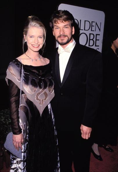 Лиза Ниеми и Патрик Суэйзи (1995)