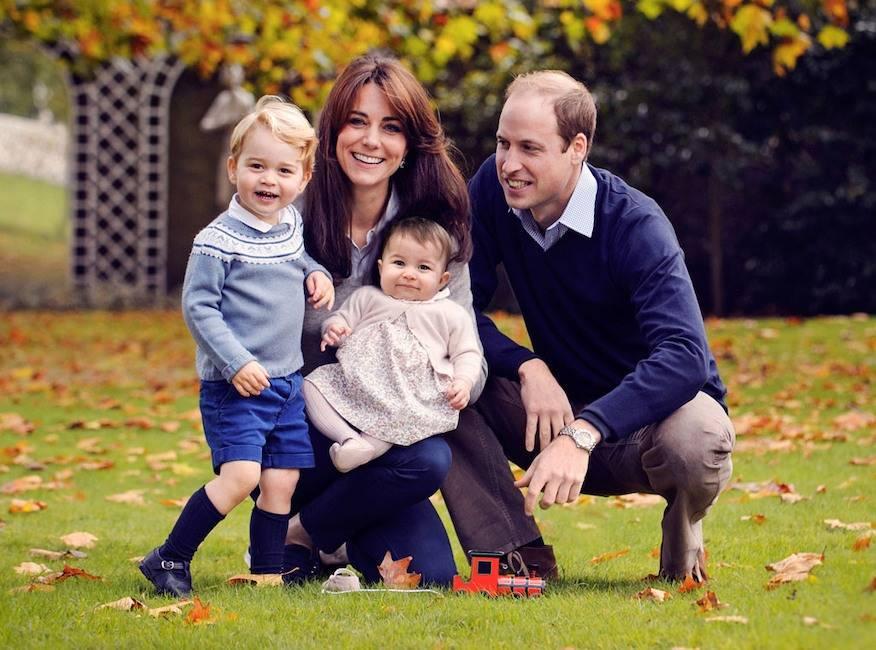 Принц Уильям и Кейт Миддлтон (Фото: legion-media.ru)