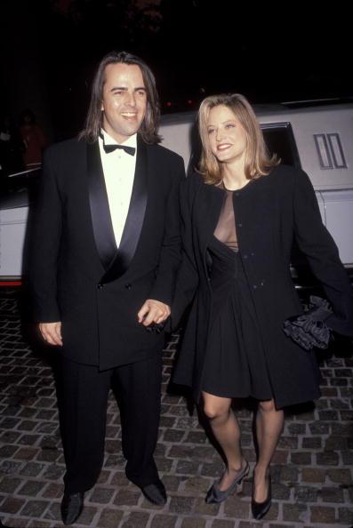 Рэнди Стоун и Джоди Фостер (1992)