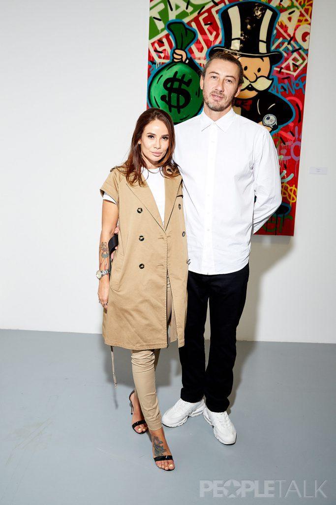 Айза и Дмитрий Анохины