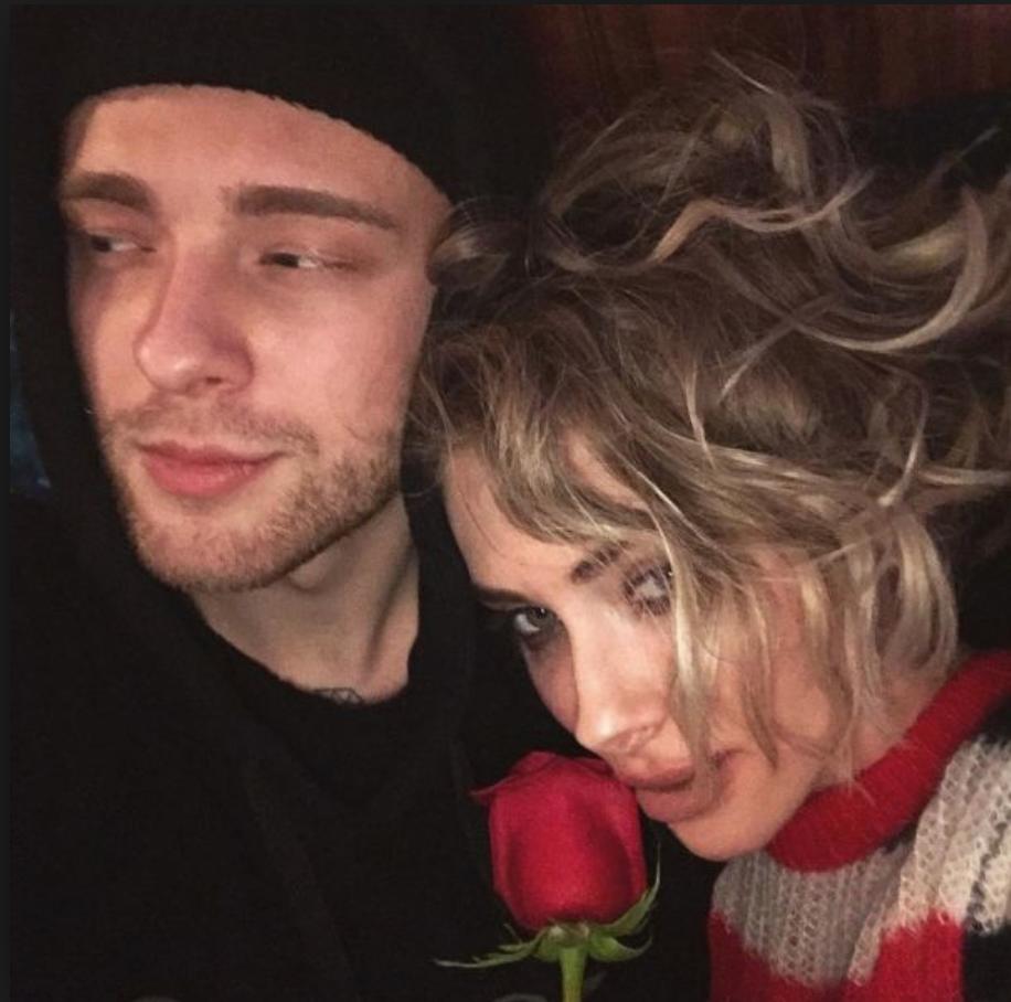 Егор Крид и Ульяна Пылаева