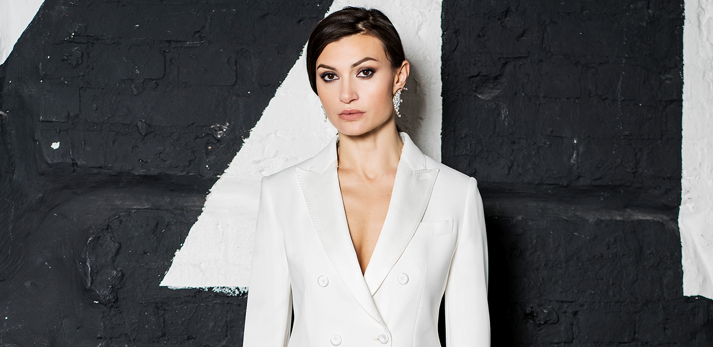 Женщина в деле: модель и телеведущая Ирина Йовович