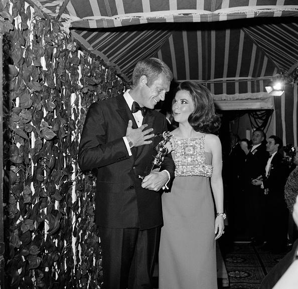 Стив Маккуин и Натали Вуд (1966)
