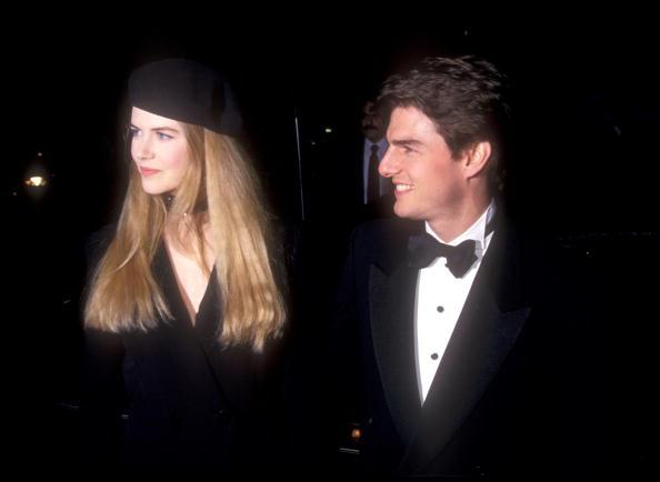 Николь Кидман и Том Круз (1980)