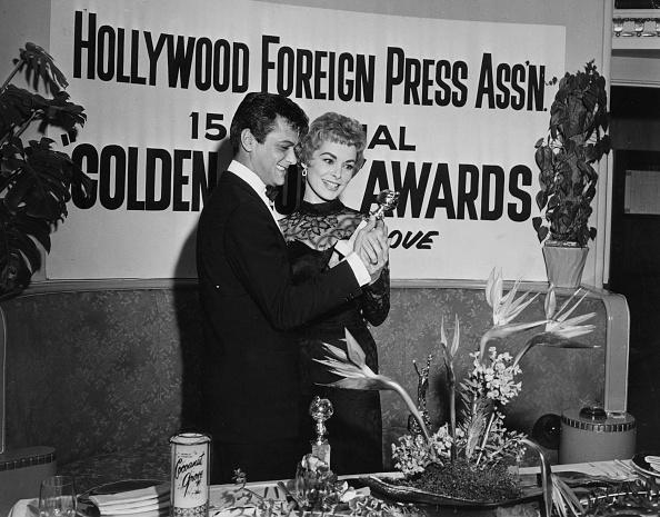 Тони Кертис и Джанет Ли (1950)