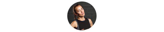 Катя Куреня, тренер студии интервальных тренировок Booster Workout