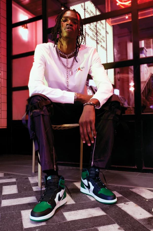 Рекламная кампания Nike