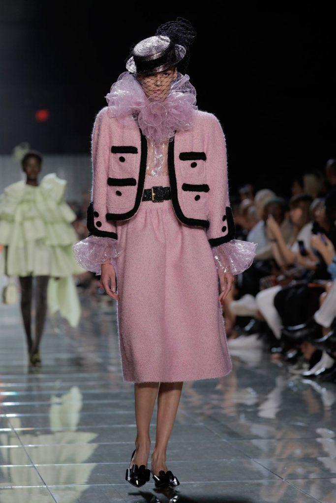 Пастельные костюмы, как у Marc Jacobs