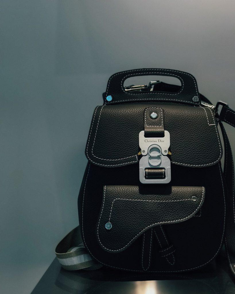Рюкзак Dior x Alyx, скоро в продаже