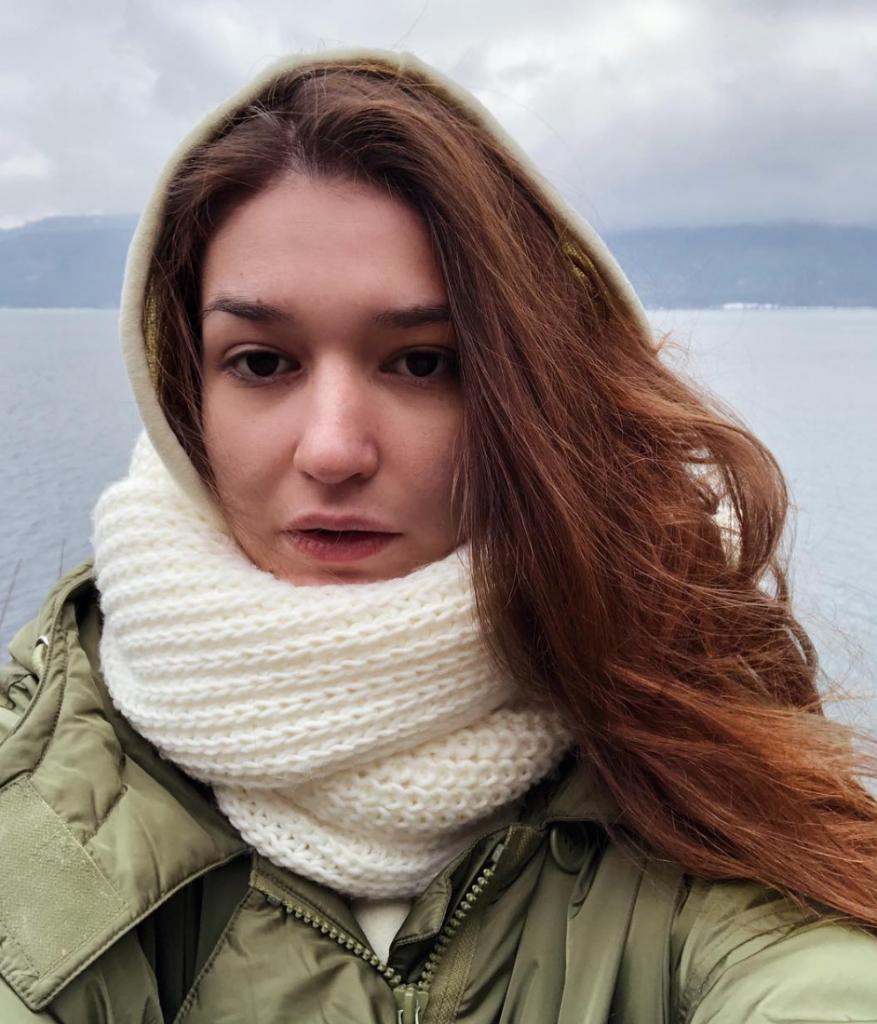 Дарья Бондаренко @dashkamorkovka