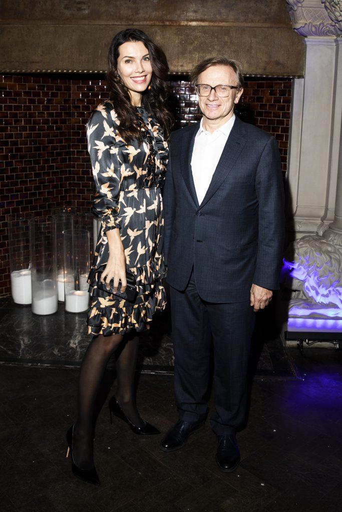 Ангелина Аскери и Борис Белоцерковский