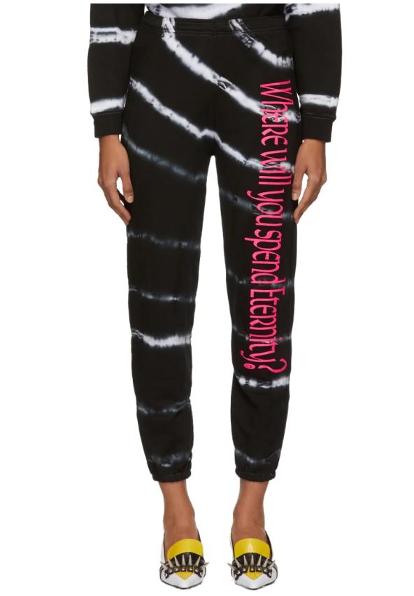Брюки Ashley Williams, $175 (ssense.com)