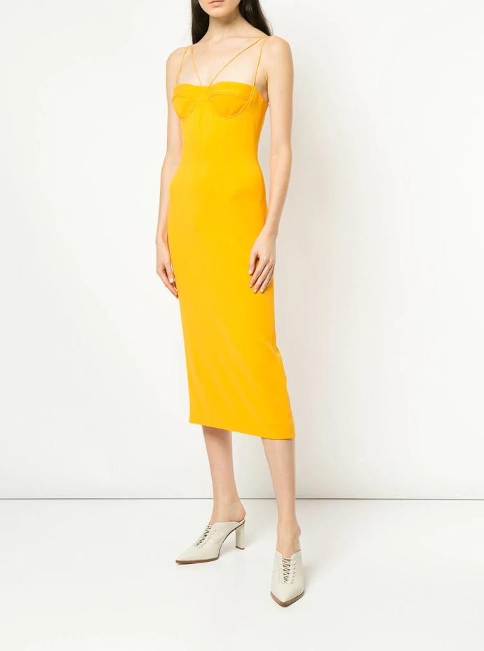 Платье Dion Lee, 22039 p. (farfetch.com)