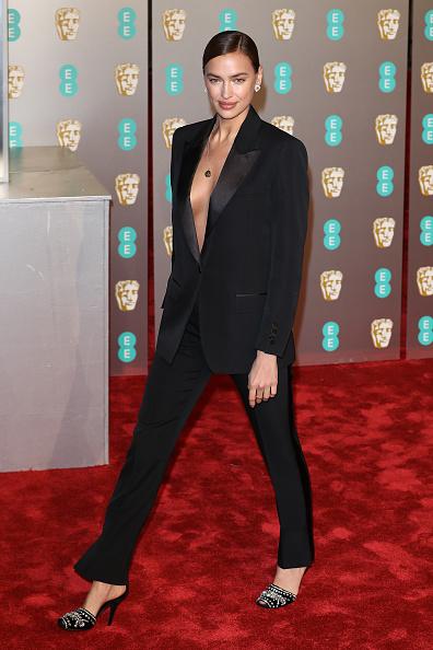 Ирина Шейк на BAFTA