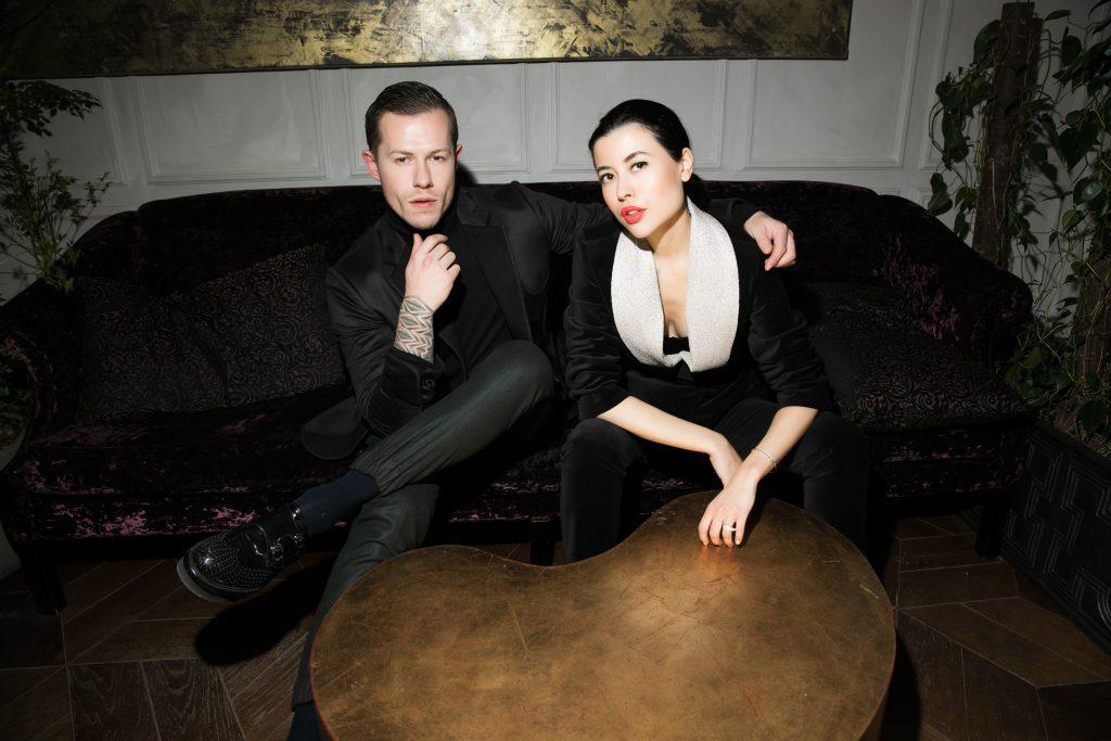 Григорий Масленников и Анна Ивченко