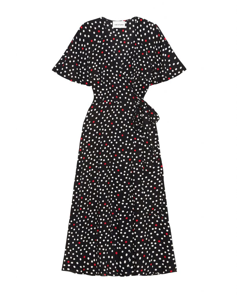 Платье миди на поясе, 5 350 р.