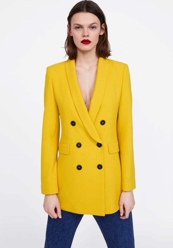 Пиджак Zara, 9999 p. (zara.com)