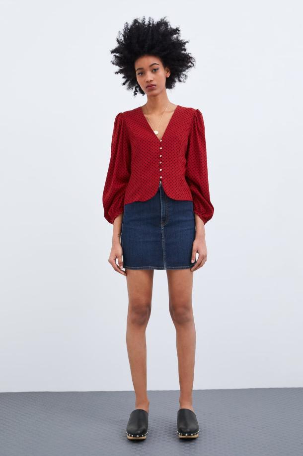Рубашка Zara, 2799 p. (zara.com)