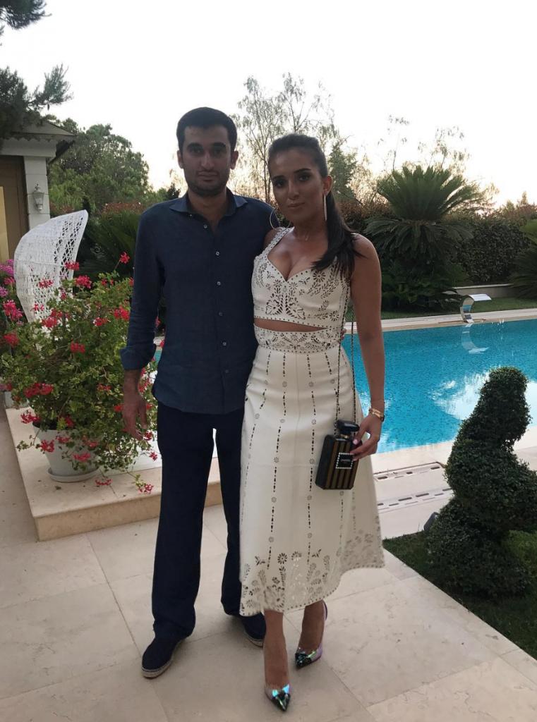 Лада Данилова с братом