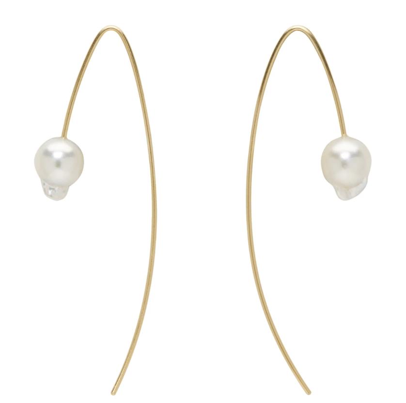 Серьги Pearls Before Swine, $425 (ssense.com)