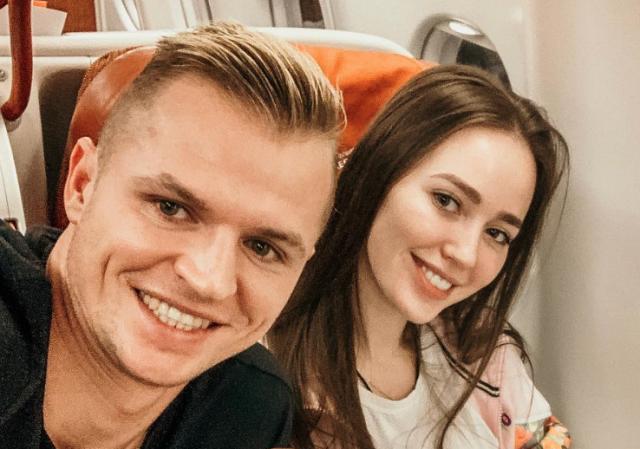 Кто ябез тебя?»: «Дмитрий Тарасов поздравил супругу сднем рождения