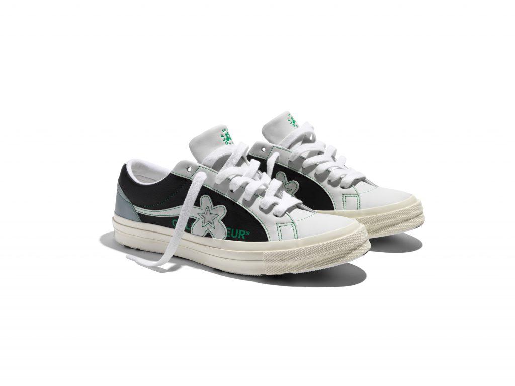 Golf le Fleur x Converse, доступны в бутиках бренда с 23 февраля
